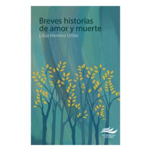 Portada del libro Breves historias e amor y muerte